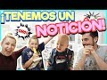 🙊¡TENEMOS una NOTICIA MUY IMPORTANTE que DAROS! 🎉 | Familia Carameluchi 👨👩👧👦