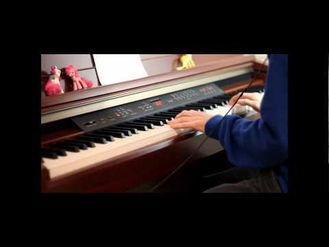 Cave story - mimiga town piano