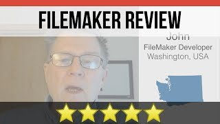 FileMaker Database Training Review-50 Hr FileMaker Course Stud…