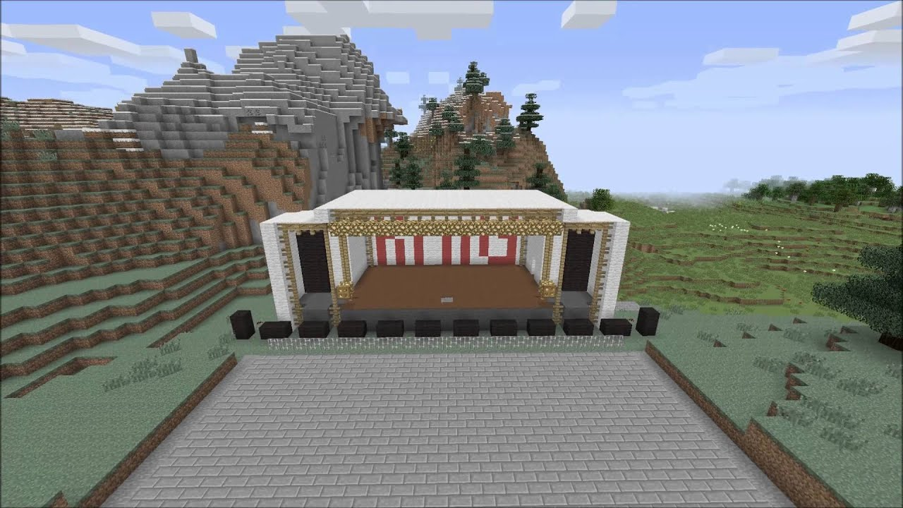 how to build a computer in vanilla minecraft