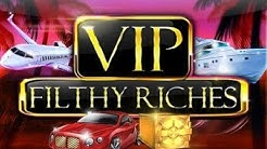 358 - VIP Filthy Riches slot game - Online Casino Games Tester - #casino #slot #onlineslot #казино