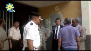 الفيديو: جولة محافظ الاقصر علي اللجان الانتخابية
