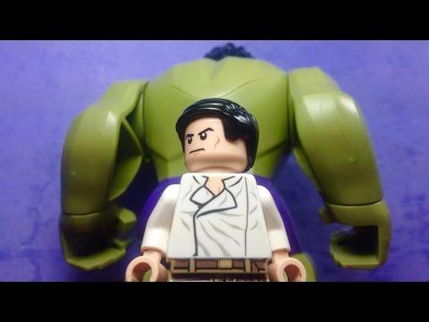 The Incredible Hulk vs Frozen Elsa vs Olaf - Real Life Superhero Movie clip