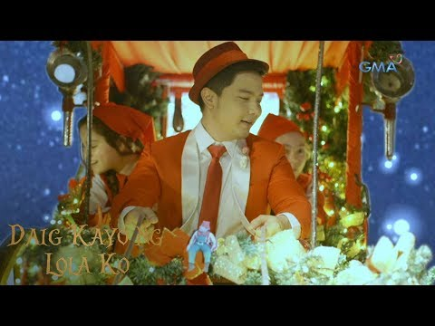 Daig Kayo Ng Lola Ko: Pinoy Santa saves Christmas