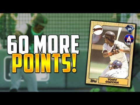60 POINTS OFF FROM WORLD SERIES! MLB The Show 17 | Diamond Dynasty Ranked Seasons