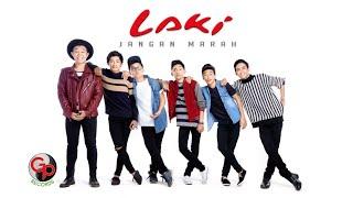 LAKI - Jangan Marah [Official Video Lyric]