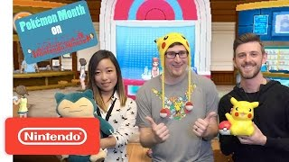Pokémon Month: Guess the Pokémon Challenge with JWittz – Nintendo Minute