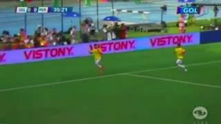 Todos los goles de colombia eliminatorias Rusia 2018