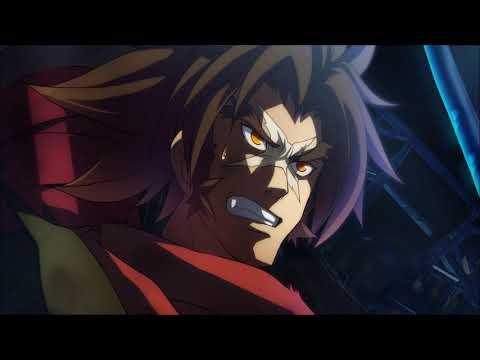 BlazBlue: Chrono Phantasma OST - Gale II
