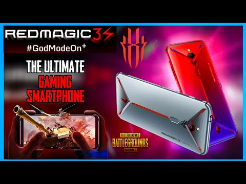I GOT THE ULTIMATE GAMING PHONE TO PLAY PUBG MOBILE - NUBIA RED MAGIC 3S ( GAMING REVIEW )