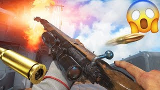 Best COD WW2 Sniping!! (Call of Duty WWII Gameplay)