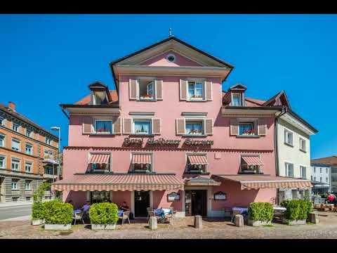Hotel Goldener Sternen Konstanz Germany