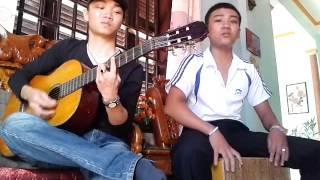 về nhà guitar acoustic cover by đạt-đức