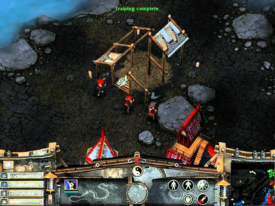 battle realms kenjis journey