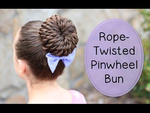 rope-twisted-pinwheel-bun-|-prom-hairstyles