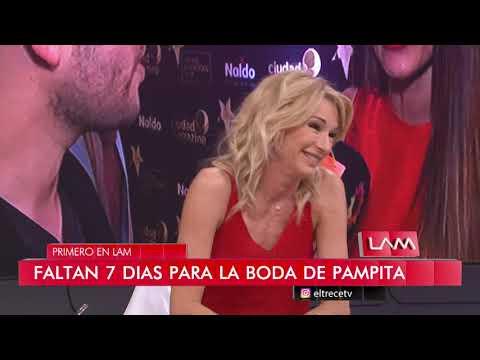 Yanina Latorre Le Respondió A Pampita Sobre La Boda Con Moritán