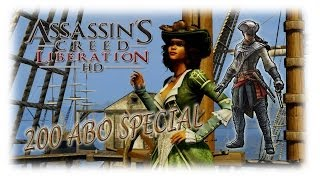 Special Let's Play: Part 3 - 200 Abo Special Assassin's Creed 3 Liberation HD (German)