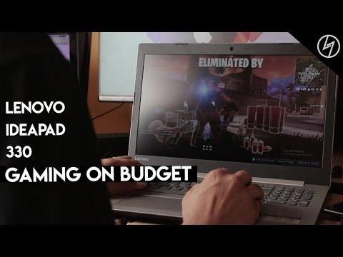 Lenovo Ideapad 330-15IKB - Best Budget Gaming Laptop