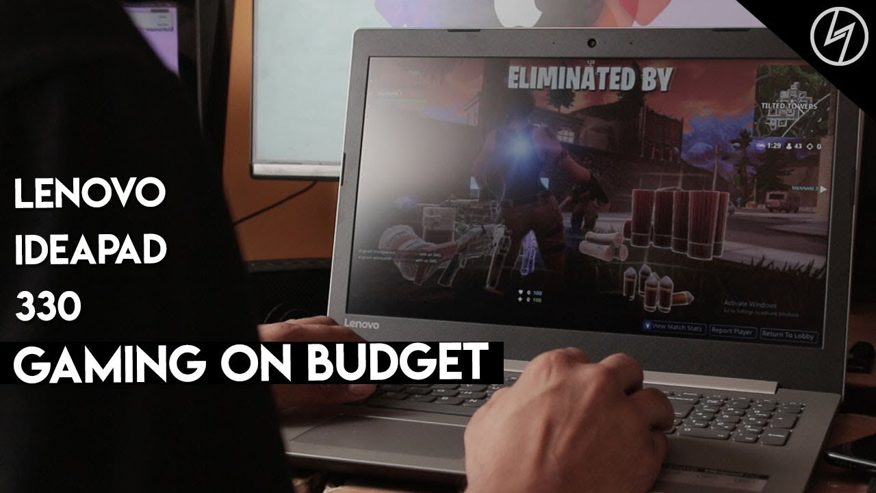 Lenovo Ideapad 330-15IKB - Best Budget Gaming Laptop? CreatorShed