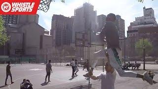 BEST Dunker Alive! | Guy Dupuy INSANE NYC Dunks Video