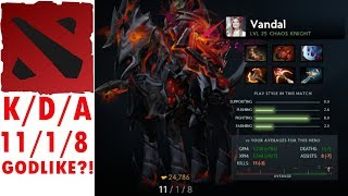 Dota 2 : Play Like a Pro With Chaos Knight! | #elfareeezgaming