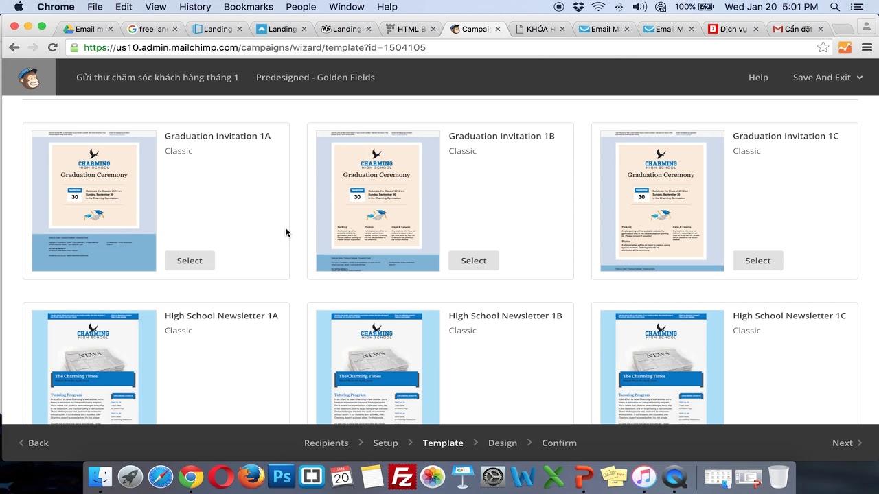 KH5-Marketing trong BĐS| Bài Giảng 39: Thiết kế Email Marketing