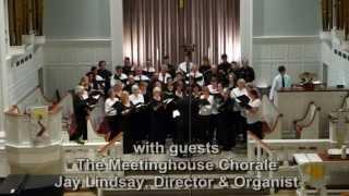 NHOC Lux Aeterna Concert 5-11-2013 - Duruflé Requiem #5 - Agnus Dei