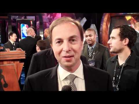 Joe Lacob Post-Lottery Interview - 5/17/11