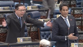 GST refund money 'robbed' by BN govt, says Guan Eng when rebuffing Khairy