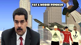 Video GTA San Andreas Loquendo CJ mata a Nicolas Maduro (presidente de venezuela) download MP3, 3GP, MP4, WEBM, AVI, FLV Oktober 2018