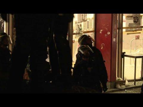 Blocage des universités : les images de l'évacuation de Tolbiac