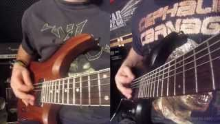 Retrace My Fragments - The Wise Fear Wisdom - Guitar Playthrough