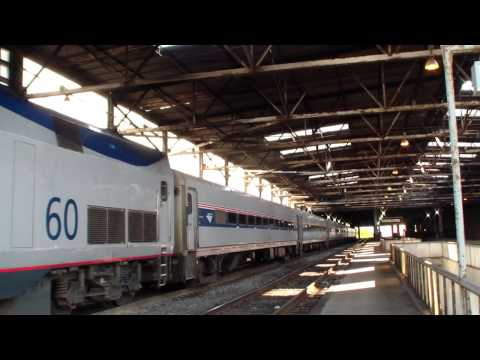 Milwaukee Amtrak Station Hiawatha Service