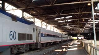 Milwaukee Amtrak Station Hiawatha Service