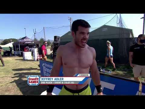 Récap de la deuxième journée des CrossFit Games 2020