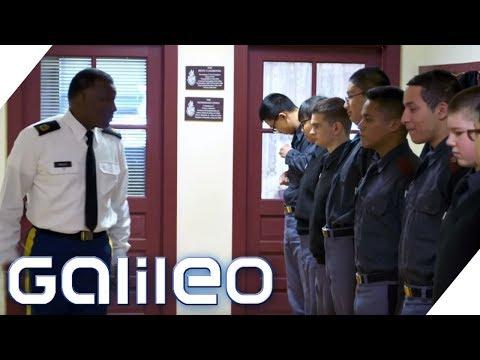 Für die Bosse von morgen: Die New York Military Academy | Galileo | ProSieben