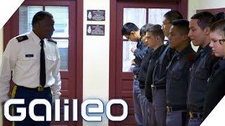 Für die Bosse von morgen: Die New York Military Academy   Galileo   ProSieben