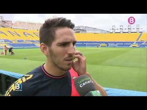 El mallorquí Pedro Bigas és líder de Primera Divisió amb Las Palmas