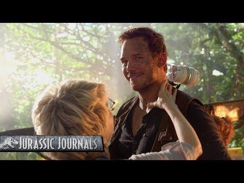 Jurassic World: Fallen Kingdom - Jurassic Journals #2 (HD)