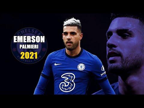Emerson Palmieri 2021 ● Amazing Skills Show   HD