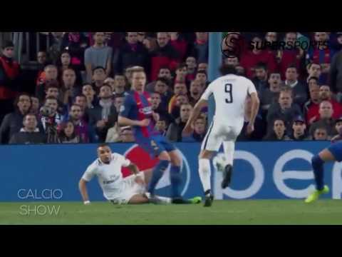 Μπαρτσελόνα εναντίον Παρί Σεν Ζερμέν ΟΥΕΦΑ Τσάμπιονς Λιγκ