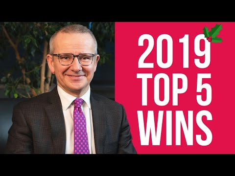 CFIB's Top 5 Business Highlights for 2019