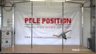 Gaia Pinna - Italian Pole Dance Contest 2016
