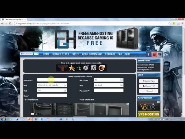 Бесплатный хостинг сервера для css департамент здравоохранения севастополь сайт