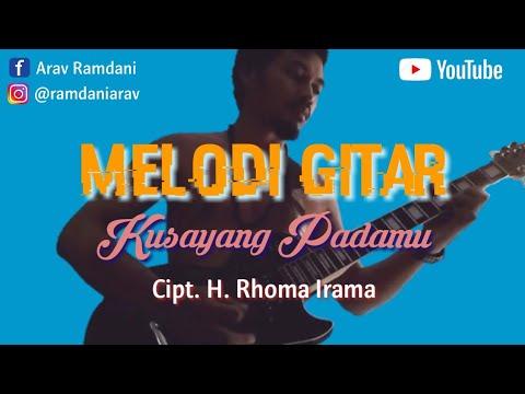 Rhoma Irama - Kusayang Padamu - Guitar Likz