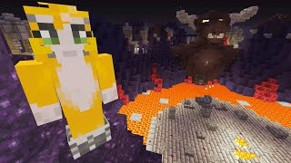Minecraft Xbox - Herocriptic II - Battle With Kor - Part 8