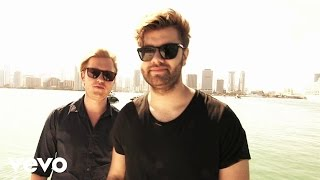 CAZZETTE - Beam Me Up (Miami 2013 Recap)