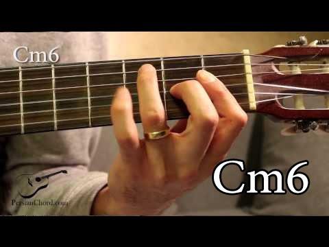 Cm6 Guitar Chord Chordsscales