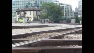 TONS of Metra, CN and Amtrak Action at 16th Street Tower, 26.09.11