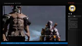 God of war parte 5 mission impossible  edition God of war